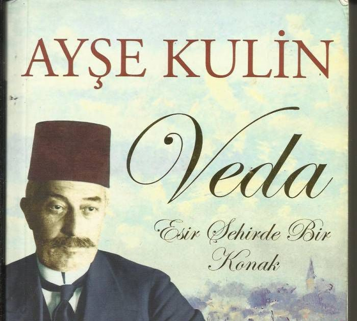 "Ayşe Kulin'in ""Veda"" sı"