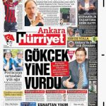 Ankara Hürriyet Mavianne